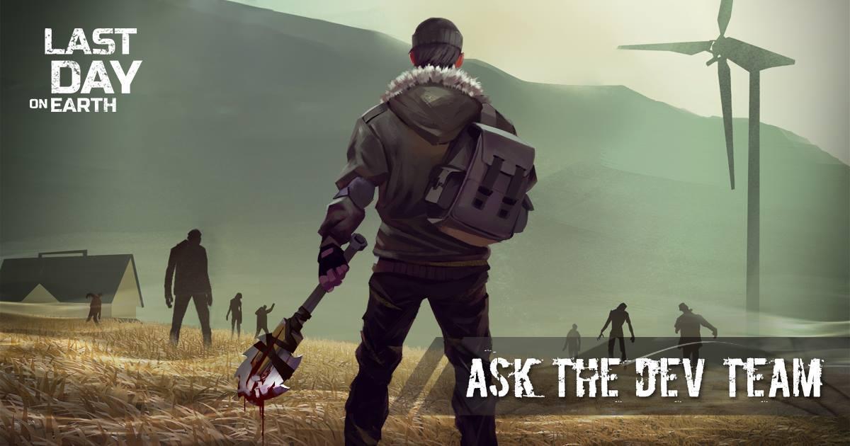 Question aux développeurs – Numéro 11