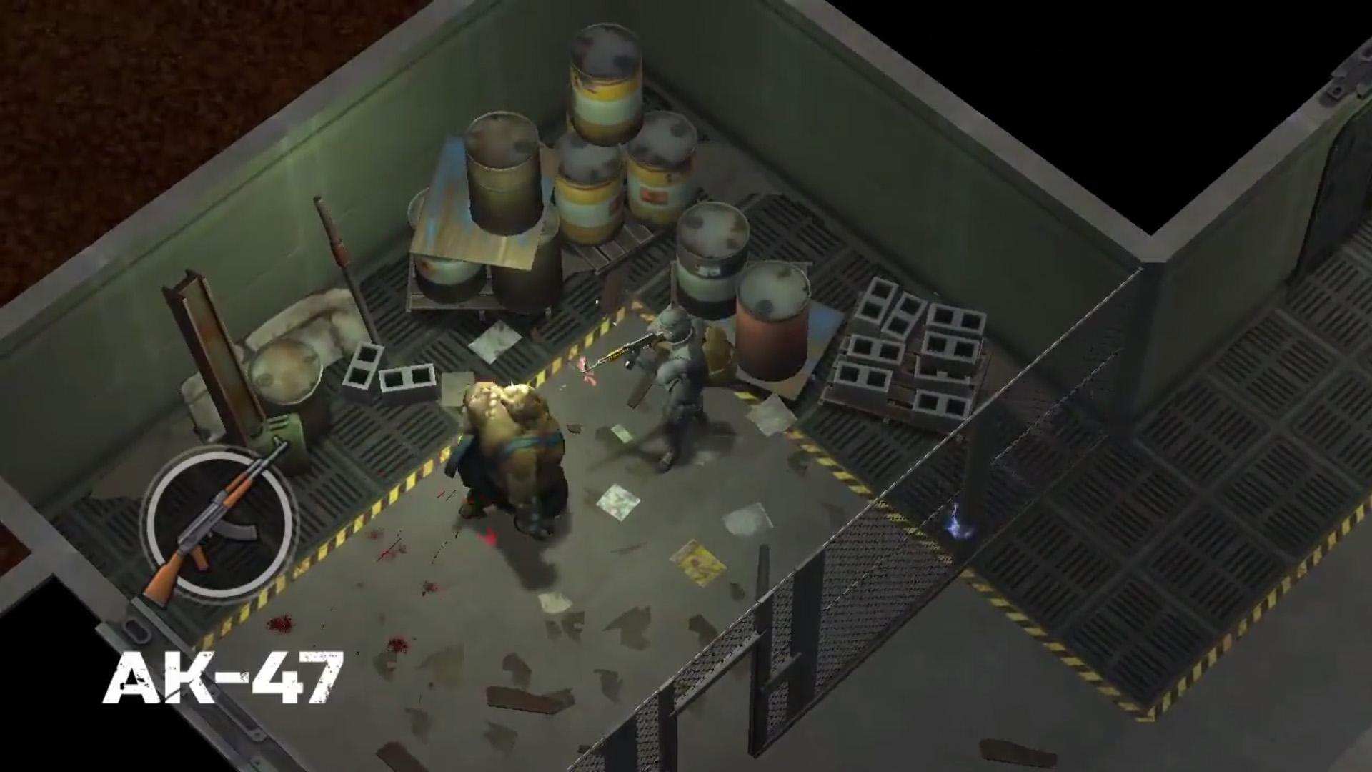 Le Sous Sol du Bunker Alpha est Disponible!