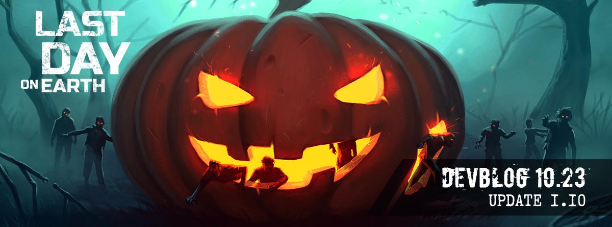 DevBlog 23/10: Halloween et le jour des morts
