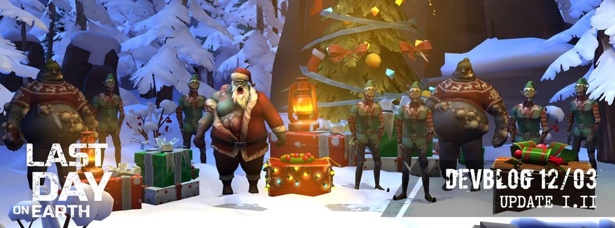 DevBlog 03/12: Mise à jour 1.11 – Événement de Noël